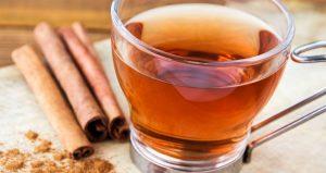 Como fazer chá de canela