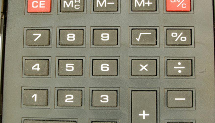 Como fazer conta de porcentagem na calculadora