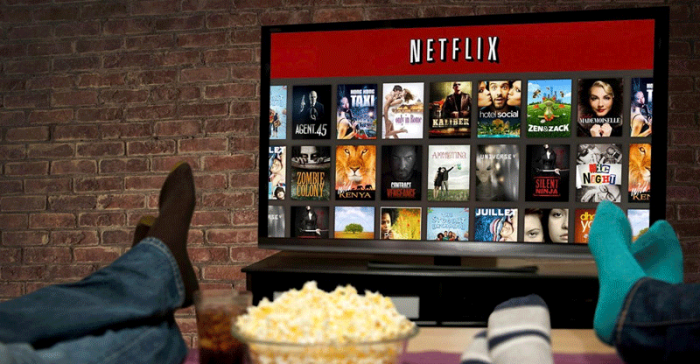 Como criar uma conta na Netflix