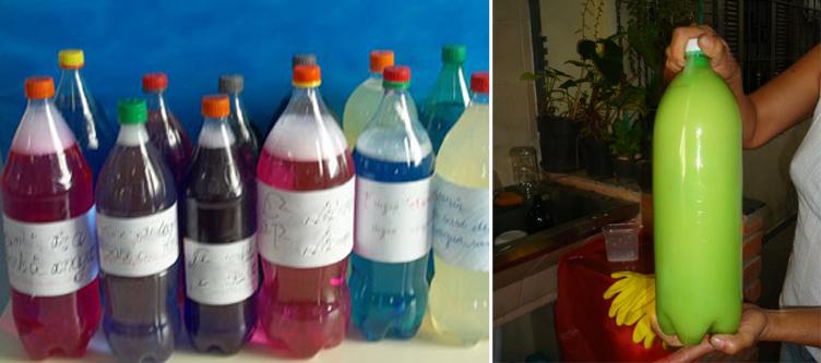 Como fazer detergente caseiro
