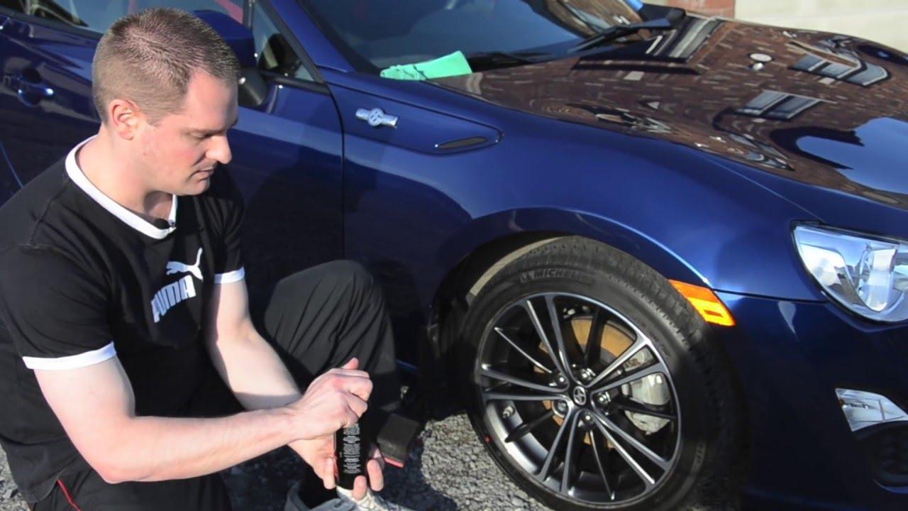 como fazer pretinho para pneu de carro