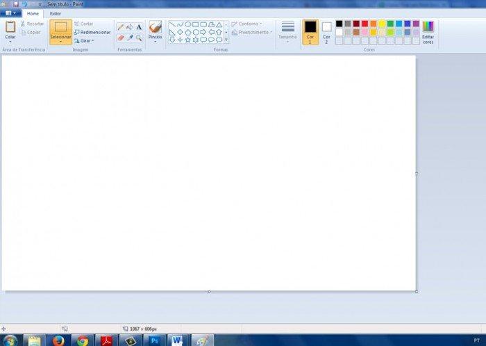Como fazer print screen