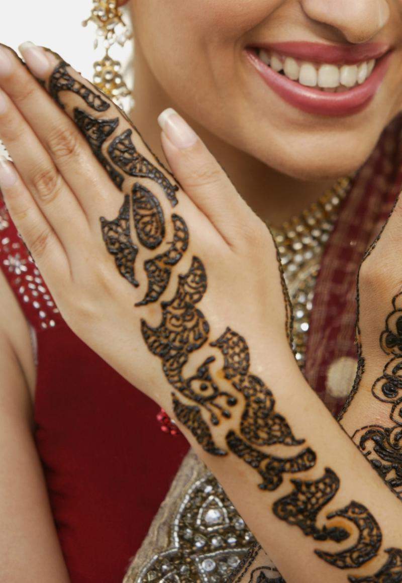 tatuagem de henna