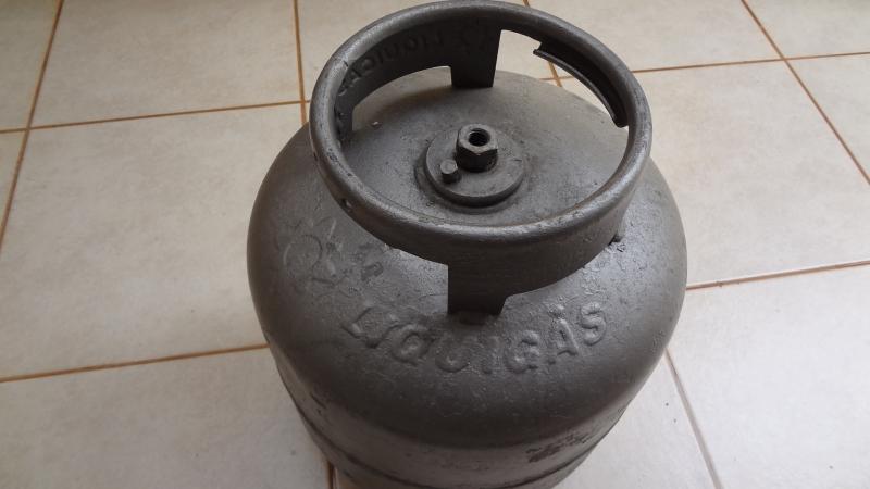 Botijão de gás 13kg vazio preço