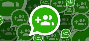 Como criar link de grupo no Whatsapp