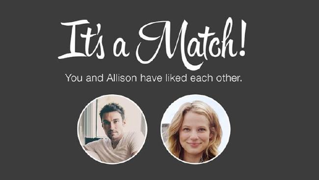 O que significa ''Dar Match'' no Tinder