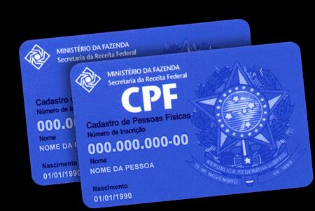 Descobrir data de nascimento pelo CPF