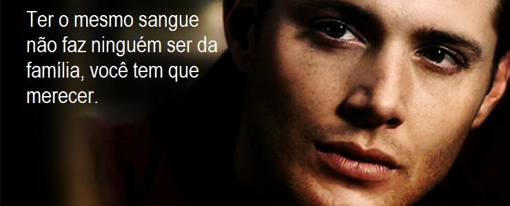 Dean Winchester frases