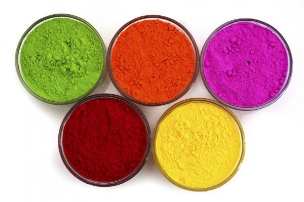 como fazer todas as cores