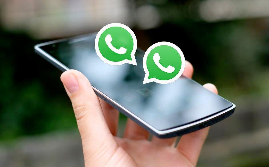 2 contas Whatsapp no mesmo celular