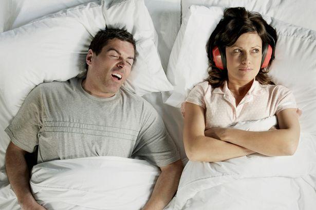 Por que as pessoas roncam